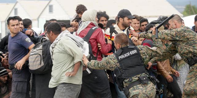Forr�s: AFP/Robert Atanasovski