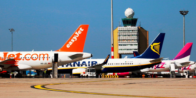Forr�s: Budapest Airport