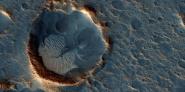 Forr�s: NASA / MRO