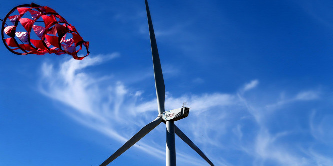 Az olajnagyhatalom lecsap a megújuló energiára