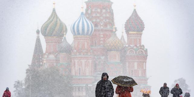 Forrás: AFP/Dmitry Serebryakov