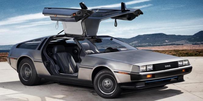Újra gyártani kezdik a Vissza a jövőbe legendás autóját