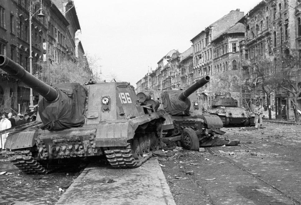 Az ENSZ-nek fontosabb volt a szovjet jóindulat, mint a magyar forradalom