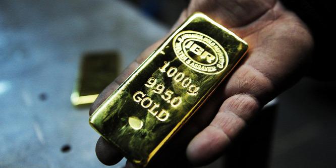 Egekbe repítheti az aranyat az infláció