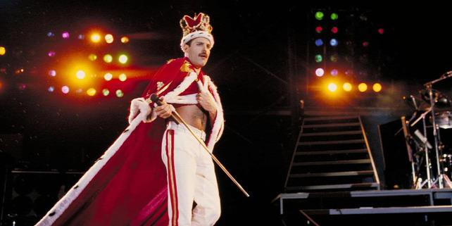 Forr�s: Facebook/Freddie Mercury