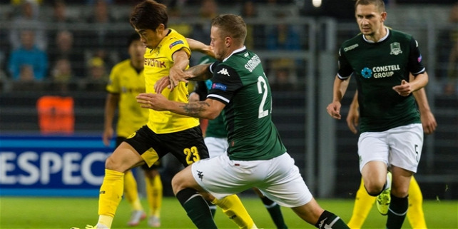 Forr�s: Borussia Dortmund GmbH & Co. KGaA/Alexandre Simoes
