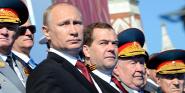 Forr�s: MTI/EPA/Ria Novosztyi/Kreml/Mihail Klementyev