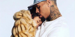 Forr�s: Instagram/Chris Brown