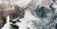 Forr�s: MTI/EPA/NASA/Jesse Allen