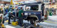Forr�s: Jaguar Land Rover