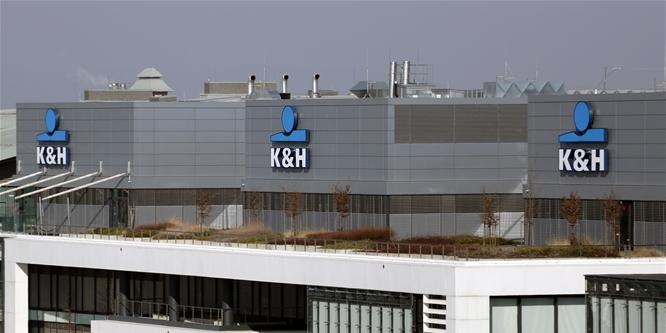 Jelentősen nőtt a K&H Bankcsoport első féléves eredménye