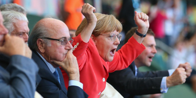 Forr�s: FIFA via Getty Images/2014 FIFA/Alexander Hassenstein - Fifa
