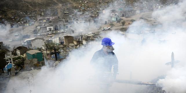 Forr�s: AFP/Ernesto Benavides