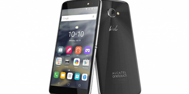 Forr�s: Alcatel