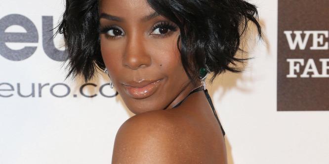 Kelly Rowland furcsa indoka arra, miért nem mond a fiának nemet