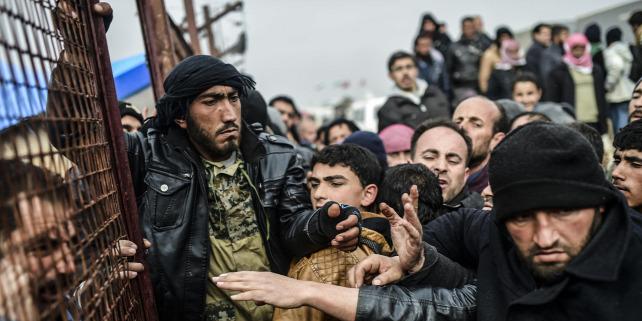 Forr�s: AFP/Bulent Kilic