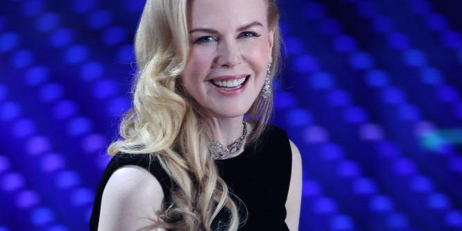 Nicole Kidman plasztikrémként ijesztget