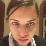 Forr�s: Instagram / Adriana Lima