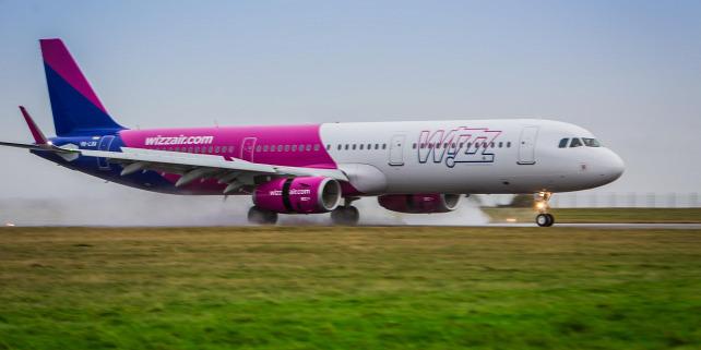 Forrás: Wizz Air/Földházi Árpád