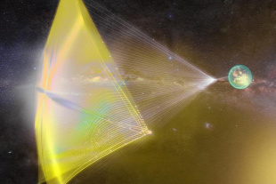 Forr�s: Breakthrough Starshot