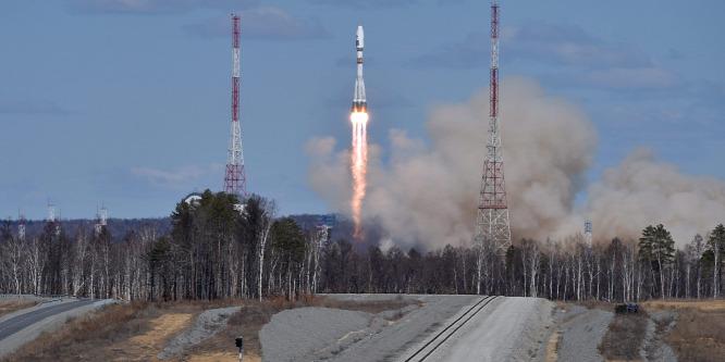Sikeres rakétastart Oroszországban