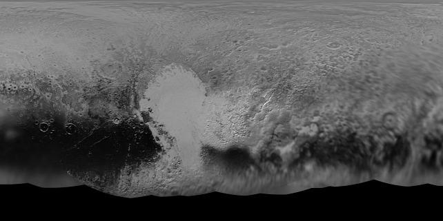 Forr�s: NASA / New Horizons