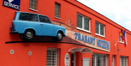 Forr�s: Trabant Muzeum