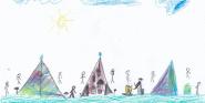 A rajzot a D�vai Szent Ferenc Alap�tv�ny gyermeke k�sz�tette