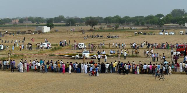 Forr�s: AFP/Chandan Khanna