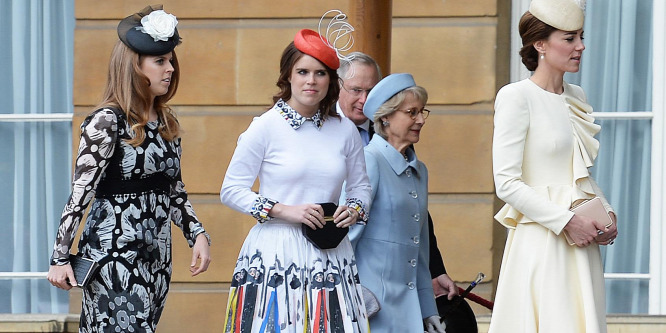 Katalin hercegnére féltékenyek Vilmos herceg unokatestvérei?