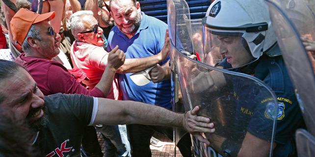 Forr�s: AFP/Louisa Gouliamaki
