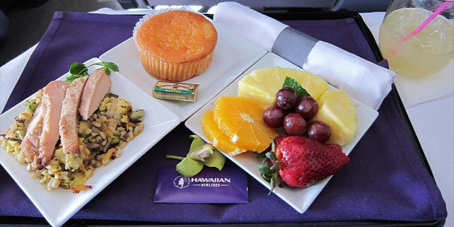 Forr�s: Hawaiian Airlines