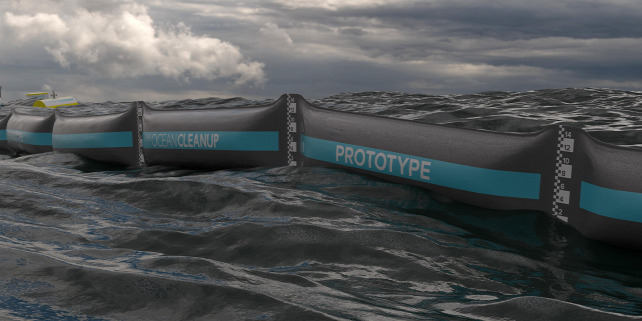 Forr�s: Ocean Cleanup