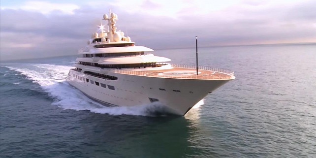 Forr�s: Youtube/SuperYacht Times