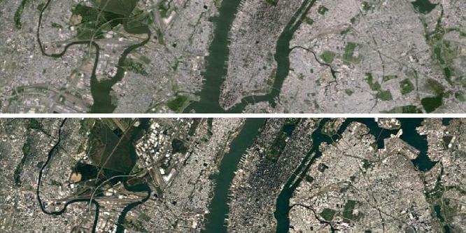 Új m�holddal készülnek a Google Earth szuperéles képei