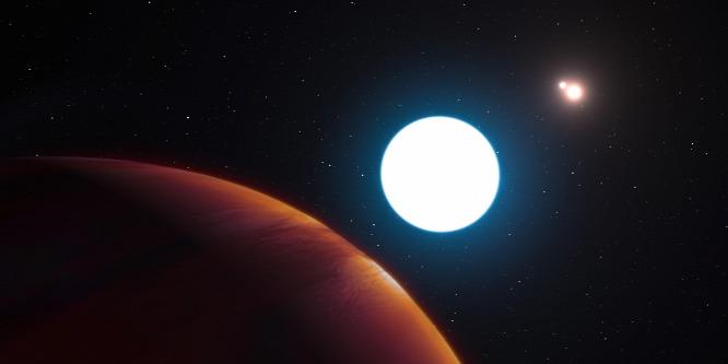 Három napja van a különleges bolygónak
