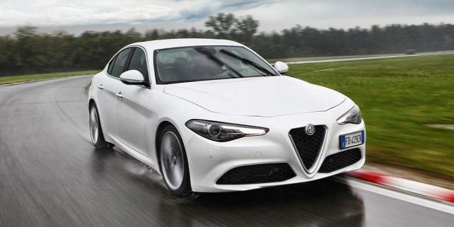 Forr�s: Alfa Romeo