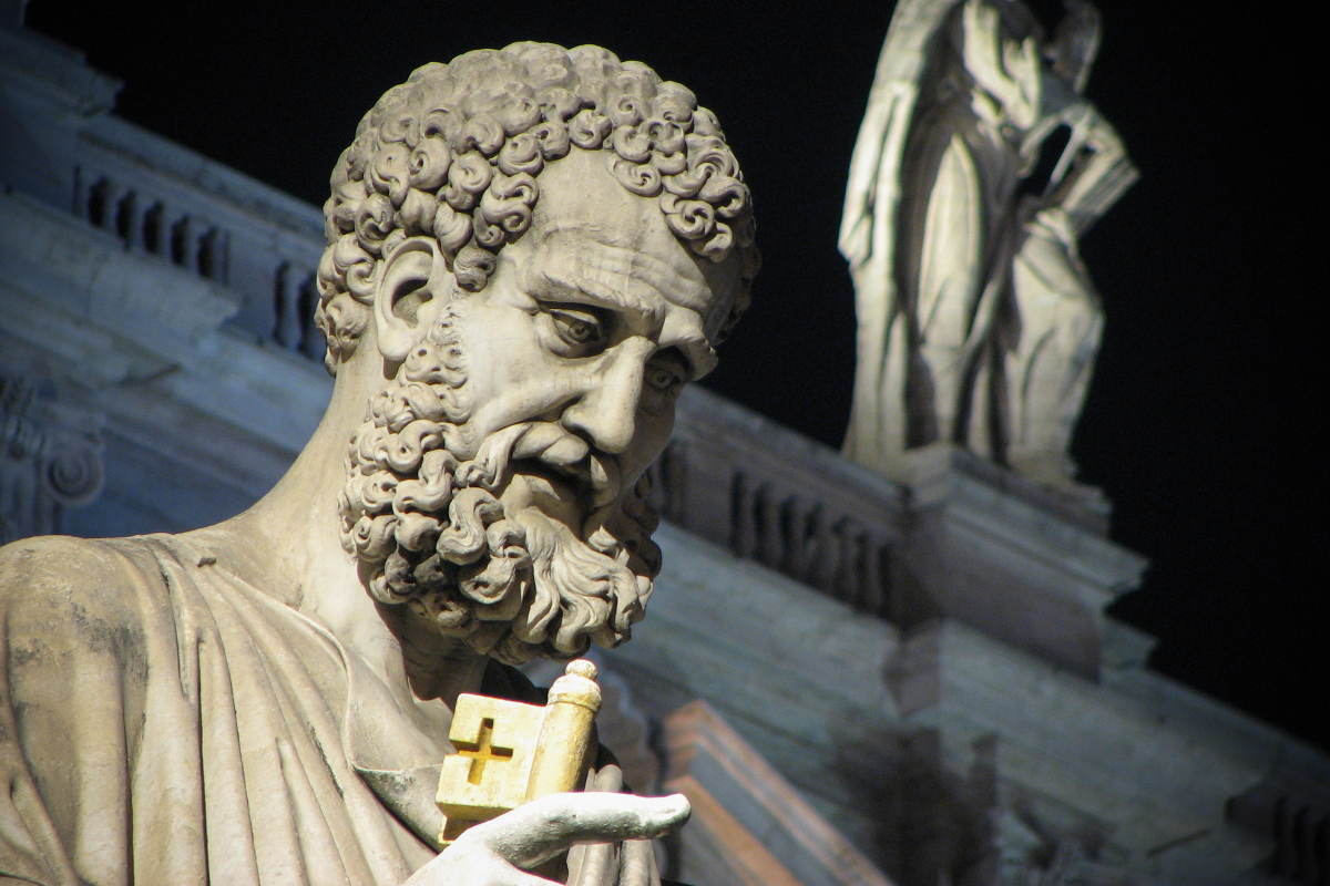 peter the apostle Who was peter the apostle in a nutshell peter (1bc -- 67ad) - peter the rock (matthew 16: 13-20) - peter was a fisherman - roman catholic church claims peter as the first pope.