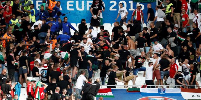 Fél év börtönt kapott a foci-Eb-n balhézó magyar drukker