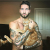 Forr�s: Instagram/Travis DesLaurier