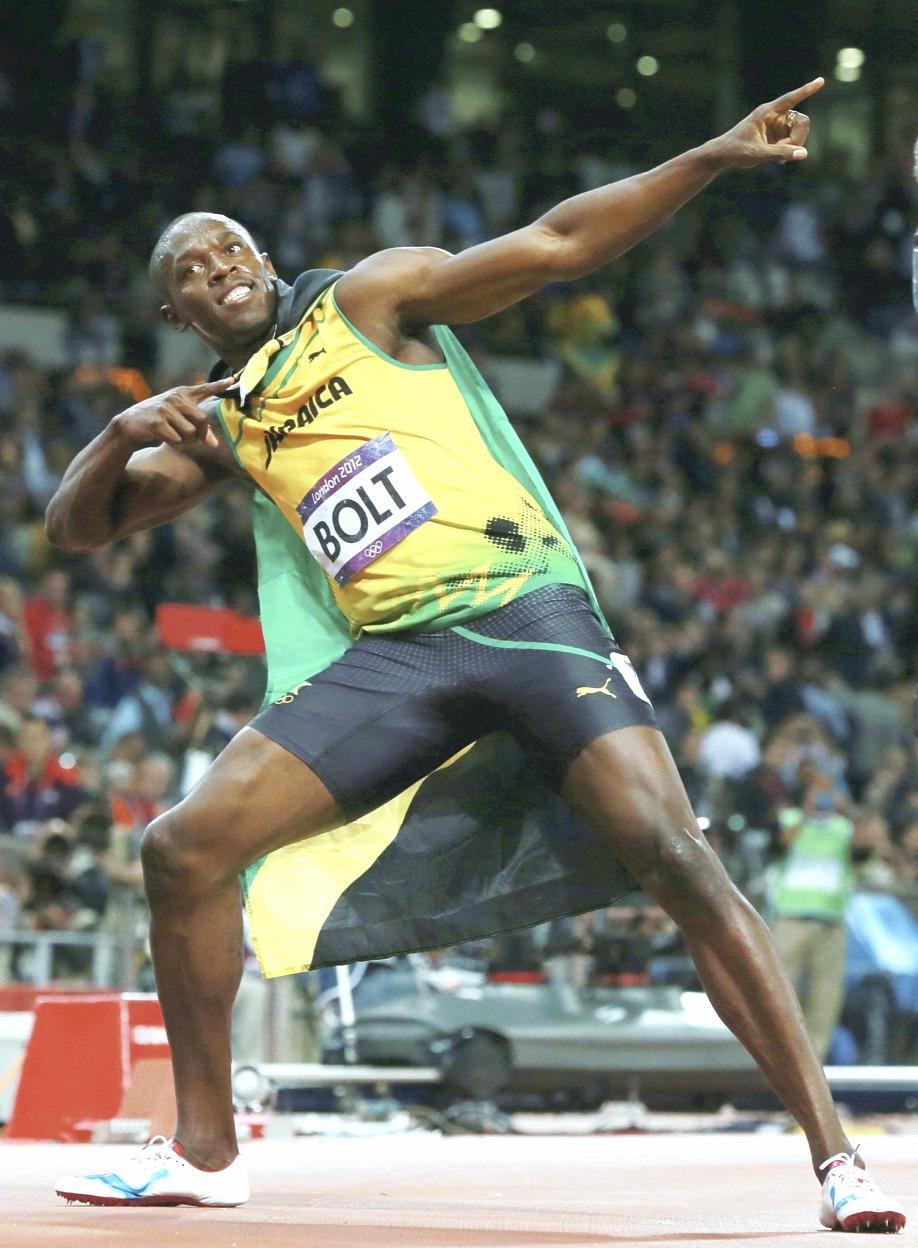 A vilag leggyorsabb buvesze 108 - A Jamaicai Usain Bolt A 100 M Teres S Kfut S 9 63 As Olimpiai Rekordj Nak Fel Ll T Sa Ut N A V Djegy V V Lt P Zban R Lt A Vil G Leggyorsabb Ember Nek
