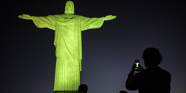 Forr�s: AFP/Jeff Pachoud