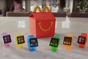 Forrás: McDonald's YouTube