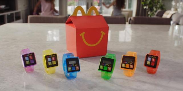 Forr�s: McDonald's YouTube