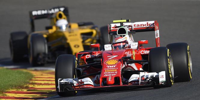 A Renault már a Ferrari nyomában lohol