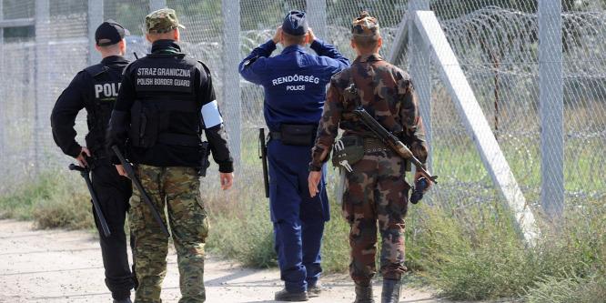 BM: A magyar rendőrök nem verik a migránsokat
