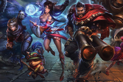 Forrás: Riot Games