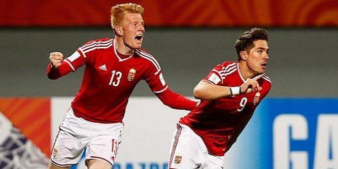Balszerencsés meccsel búcsúztak az U21-esek