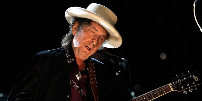Bob Dylan plagizálhatta Nobel-beszédét