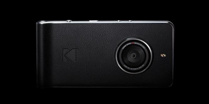A kameráról fog szólni a Kodak legújabb telefonja